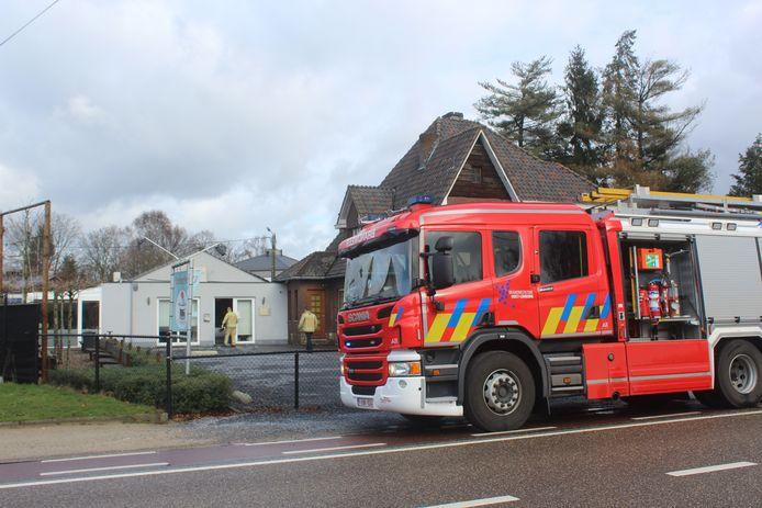 Brandweerzone Oost Limburg kreeg het vuur binnen snel onder controle