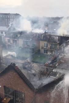 """Une femme décède après l'incendie à Opwijk: """"Sa famille a pu lui dire au revoir à l'hôpital, mais ça reste tragique"""""""