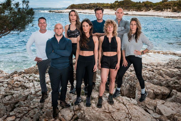 """Kijkers 'Expeditie Robinson' niet te spreken over verbond op 'tweede kans eiland': """"Zo krijgt niemand een tweede kans"""" Beeld RTL"""