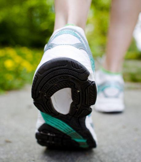 Wandeltraining voor mensen met  gezondheidsproblemen in Hoogerheide
