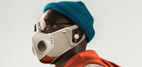 Will.i.am lance un masque buccal doublé d'un casque audio