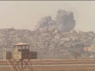 VS bombarderen IS rond stad Kobane