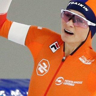 Irene Schouten volop in race voor Europese titel, tot haar eigen verbazing