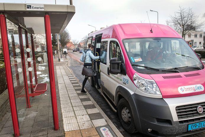 In de regio Nijmegen/Arnhem heeft Connexxion sinds vorig jaar al flexbussen op de weg.