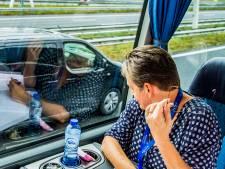 Duizenden boetes op A15 bij Rotterdam hebben effect: minder ongelukken