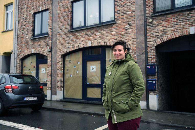 Loes Deraedemaeker moest haar droomjob als agent op de luchthaven opgeven, maar ze vond intussen een nieuwe: barista. Haar koffiebar PEP opent binnen twee weken.