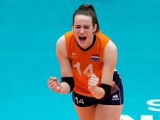 Volleybalster Van de Vosse moet het bij WK U20 met Oranje doen met de ondankbare vierde plaats