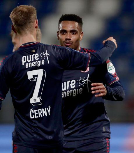 Samenvatting: Willem II - FC Twente
