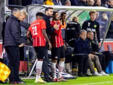 Van Nistelrooy is lovend over terugkerende PSV-spits Romero: 'Hij heeft zijn hele carrière nog voor zich'