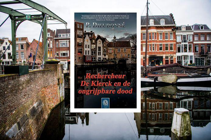 Delfshaven is het decor van de nieuwe detectiveroman.