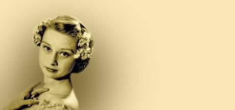 De Arnhemse oorlogsjaren van een latere filmster: 'Die ogen! Ze was zo mooi en zo fijn'