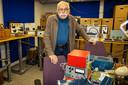 Oprichter Cor Moerman (83) stopt noodgedwongen met zijn museum voor radio-amateurisme Jan Corver in Budel.