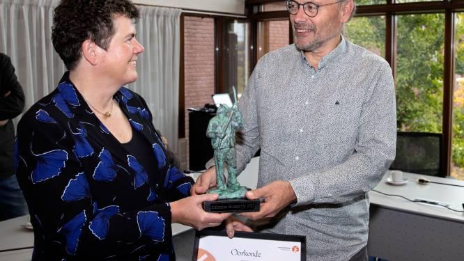 'Molengek' Gerard Sturkenboom bezocht álle Brabantse windmolens; Heezenaar onderscheiden met Molenprijs