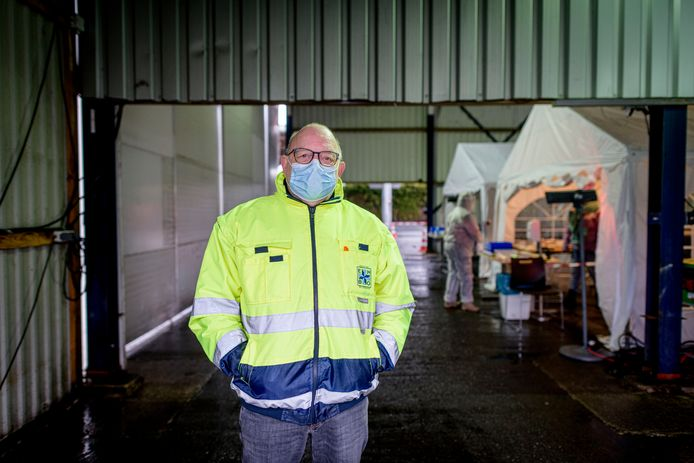 TT-2021-7094 Toon Knippenborg, voorzitter van EHBO Hengelo.