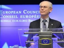 UE: Van Rompuy présentera un calendrier en juin 2013