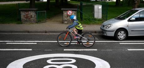 28 nouvelles rues cyclables à Liège