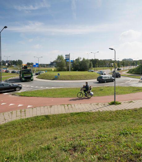 Veel kritiek op plan fietsbrug en turborotonde: 'Den Bosch verschuift problemen naar Vught'