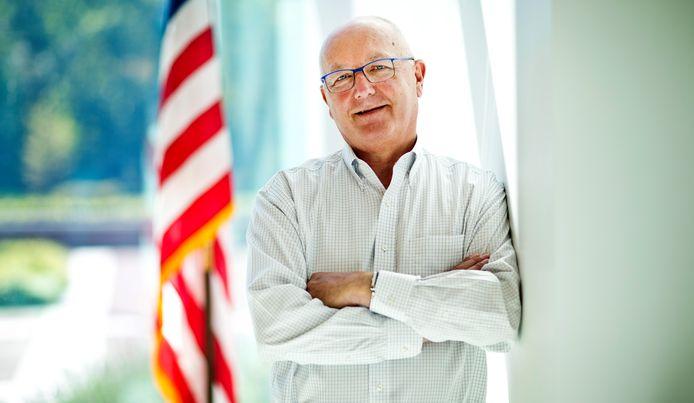 Ambassadeur Pete Hoekstra.