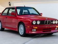 Deze simpele BMW heeft 250.000(!) dollar opgebracht