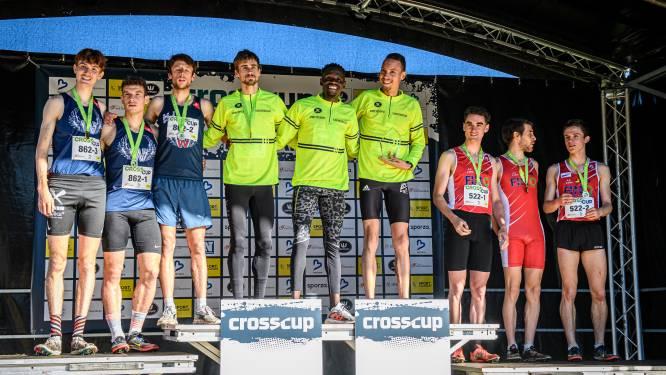 """Mannen van AC Lyra eindigen als derde in Crosscup Relays: """"We zijn tevreden"""""""