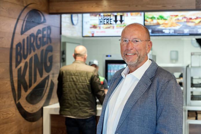 Horecamagnaat Laurens Meijer uit Etten-Leur is precies één jaar directeur van Burger King Nederland. Hij wil de komende drie jaar minimaal veertig vestigingen van Burger King openen in Nederland.