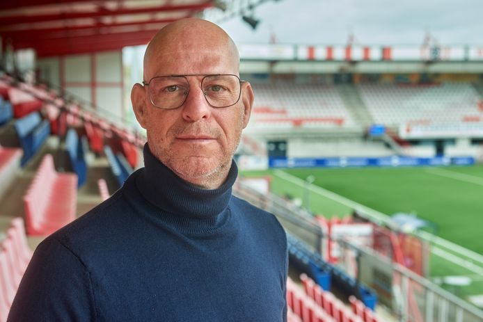 Klaas Wels is de nieuwe trainer van MVV.