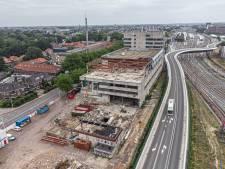 Zachtjesaan verdwijnt voormalig postcentrum van Zwolle: 'Sloopkogel komt er niet aan te pas'