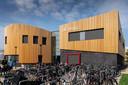Het nieuwe gebouw van De Brug heeft een bijzondere uitstraling