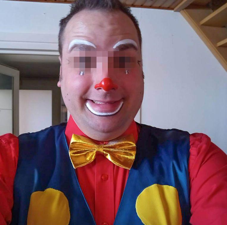 Kevin L. alias Clown Tobi.