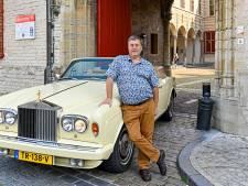 De droom van veel mannen, een eigen Rolls Royce, kwam uit voor Pierre Dietvorst