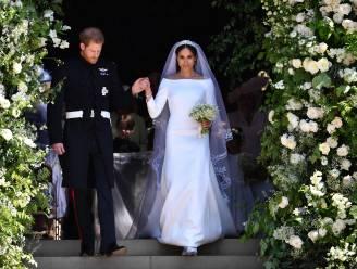 """Meghan en Harry geven toe: """"We zijn niet officieel getrouwd in onze achtertuin"""""""