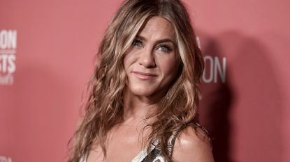 Jennifer Aniston kwam, zag en overwon op de People's Choice Awards