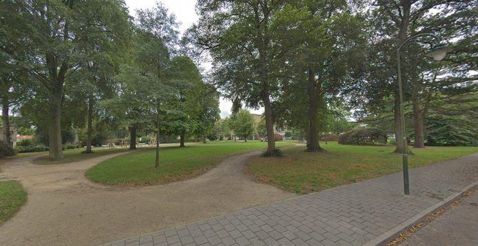 Het Dudokpark in Hilversum.