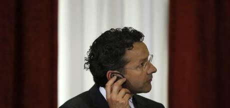 Dijsselbloem hoort Brusselse eis van 2,8 procent 'voor het eerst'