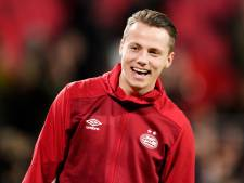 Verdediger Tijn Daverveld akkoord met PSV over nieuw contract