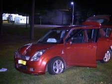 Automobilist verliest controle en ramt lantaarnpaal in Oldenzaal