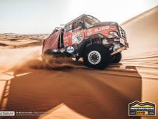 Tilburgse Vick Versteijnen met Team De Rooy naar Dakar Rally 2020