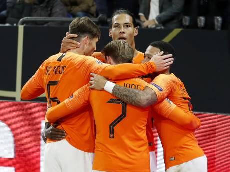 Zo ziet de finaleronde er volgend jaar zomer voor Oranje uit