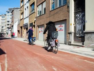 Kroonstraat wordt (plots) fietsstraat