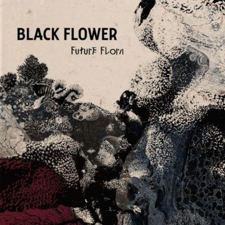 'Future Flora' van Black Flower Beeld rv