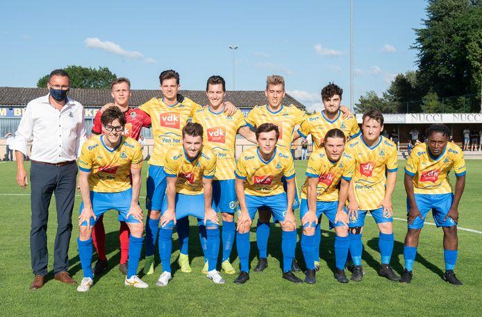 KSC Dikkelvenne-AA Gent - De ploeg van KSC Dikkelvenne