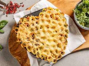 Wat Eten We Vandaag: Hartige cannelloni Moederdag taart