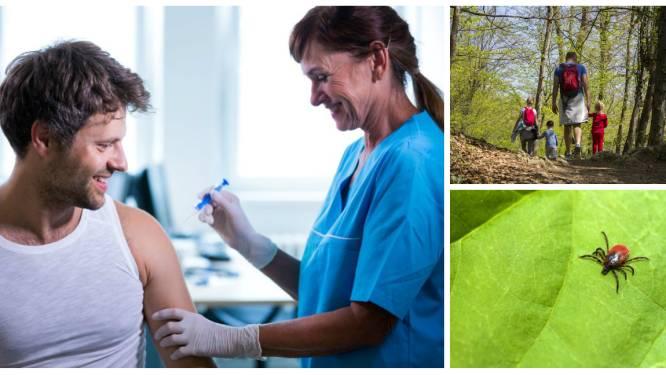 Let op voor besmette teken deze zomer: ook als je in Europa reist, heb je deze vaccinaties nodig