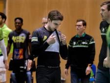 Seizoen zit erop voor volleyballers Orion na verlies in halve finale beker tegen Lycurgus