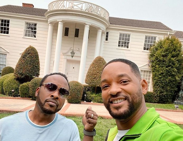 'The Fresh Prince Of Bel-Air' Will Smith