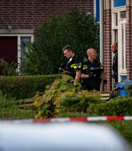 Ruzie in Dantestraat Rotterdam loopt uit de hand: schot gelost