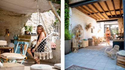 Met een binnenkoer in de stijl van Ibiza tot een bohemian patio: deze lezeressen tonen hoe je de perfecte staycation creëert bij je thuis