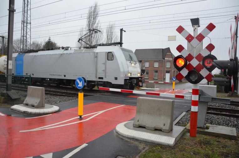 Aan de Nieuwe Stationsstraat komt een voetgangers- en fietserstunnel.