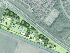 Schetsplan migrantendorp bij Dronten neemt zorgen buurt niet weg: 'Grote blokken zijn het'