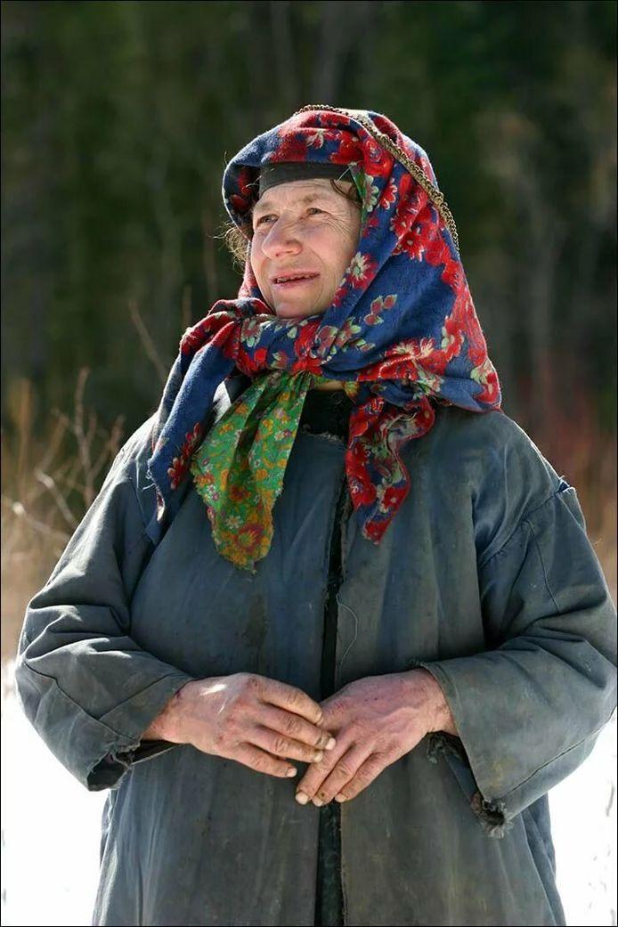 Agafia Lykova.
